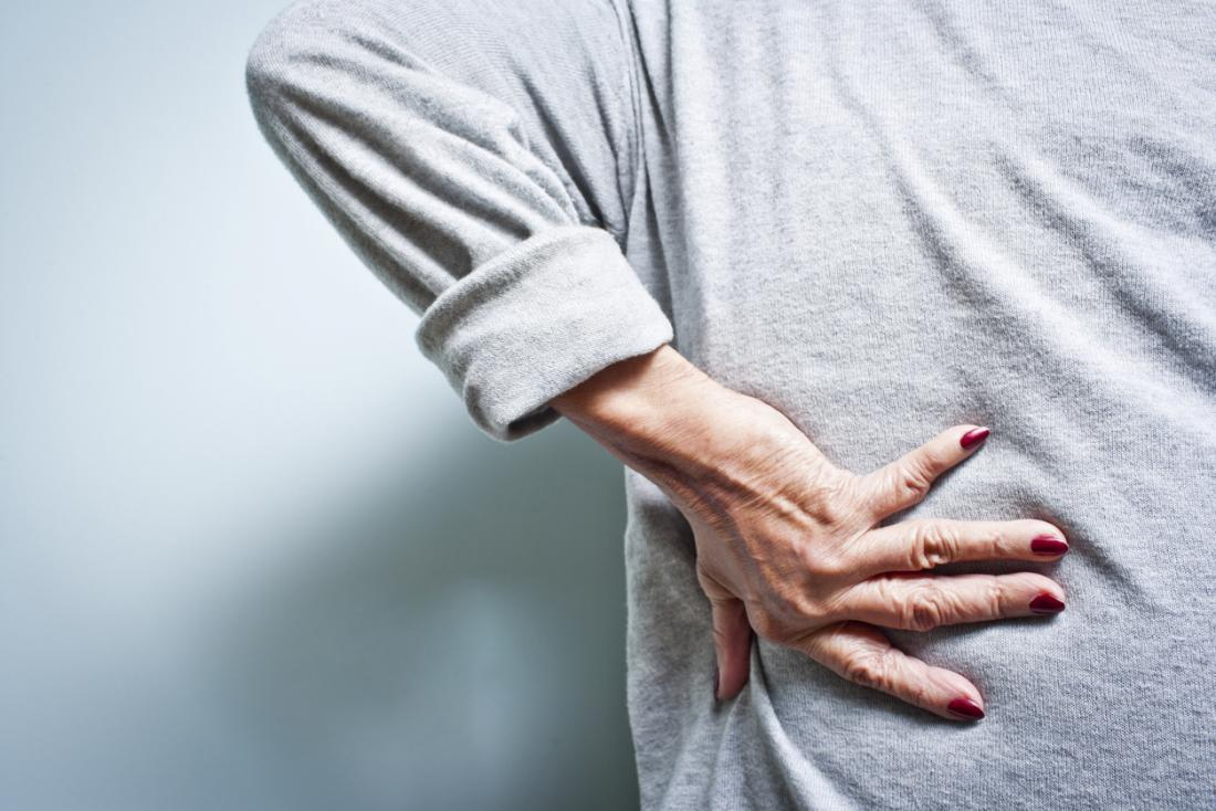 Lower back pain may all be in the mind, study suggests