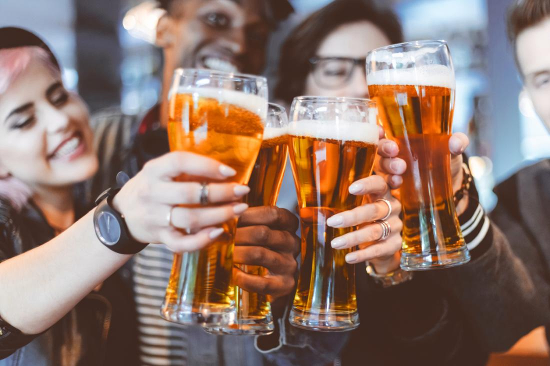 How binge drinking alters brain activity
