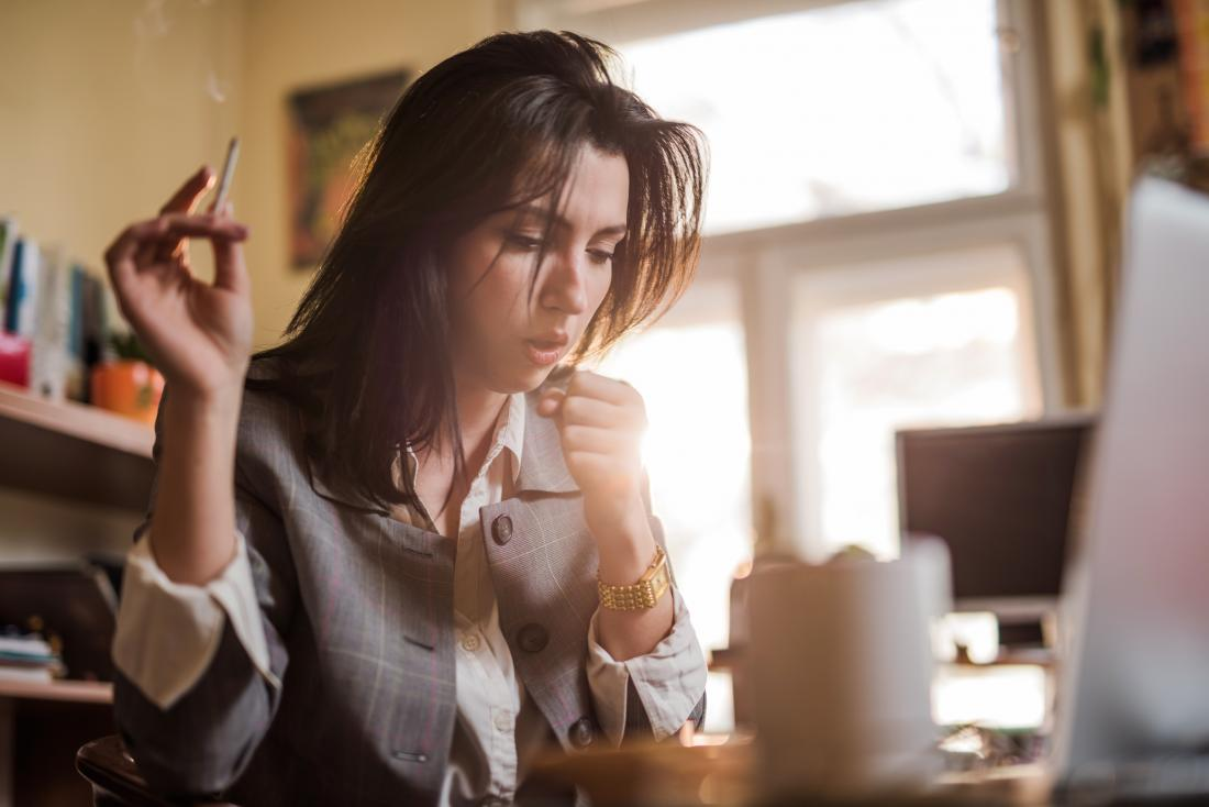 Lung cancer in women: Signs and symptoms