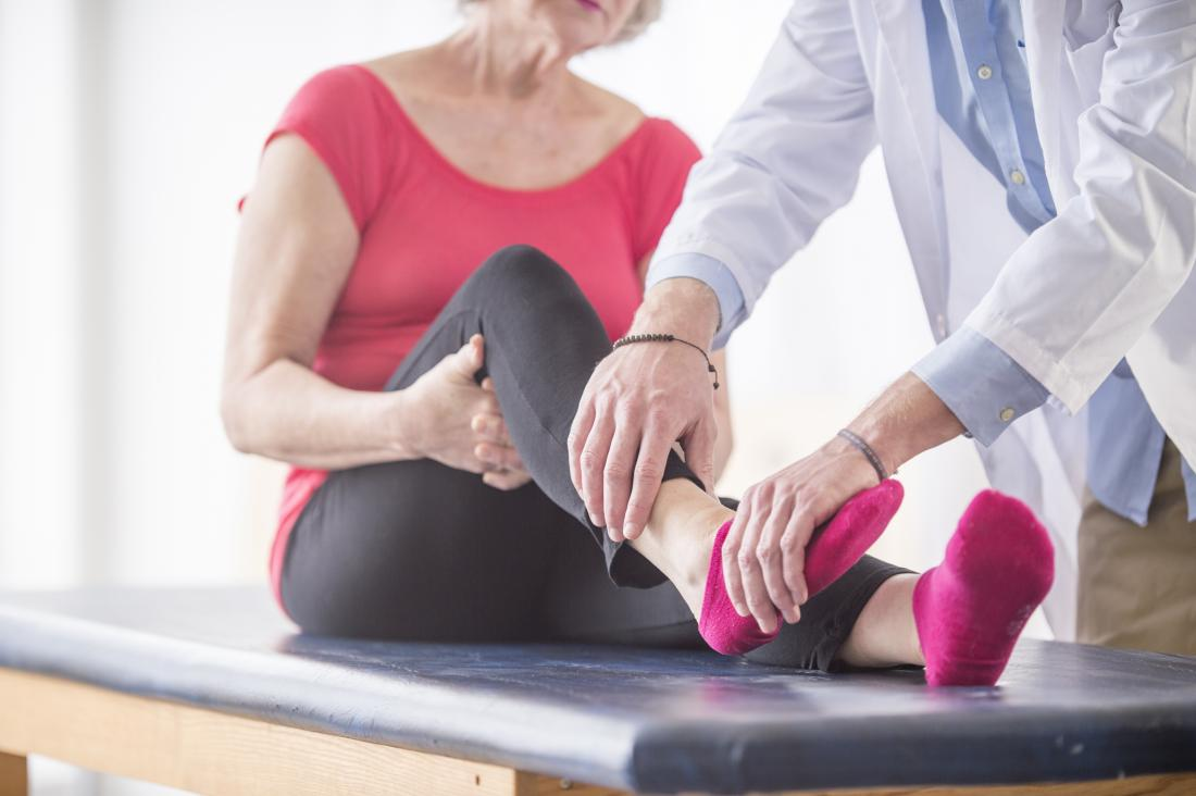 Trimalleolar fracture: Treatment, recovery, and causes