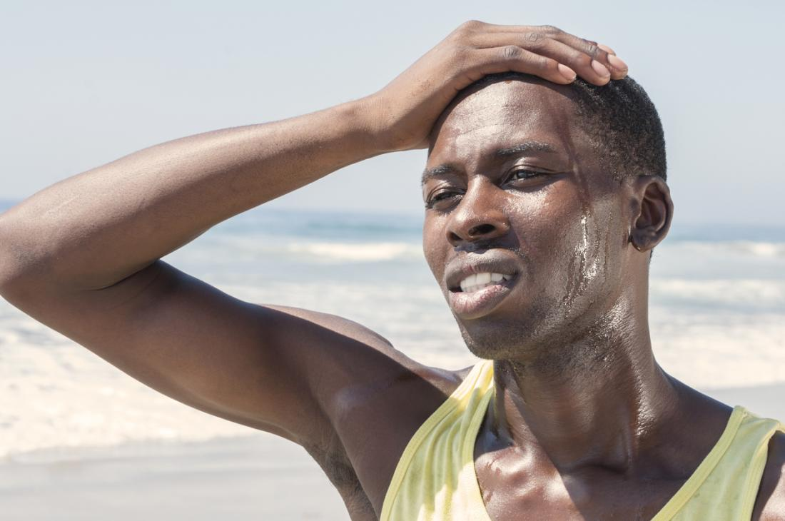 Heat exhaustion: Symptoms, treatment, risks, and more