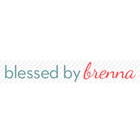 Blessed by Brenna logo