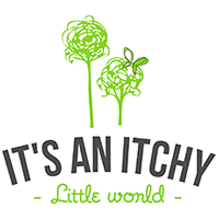 It's An Itchy Little World logo