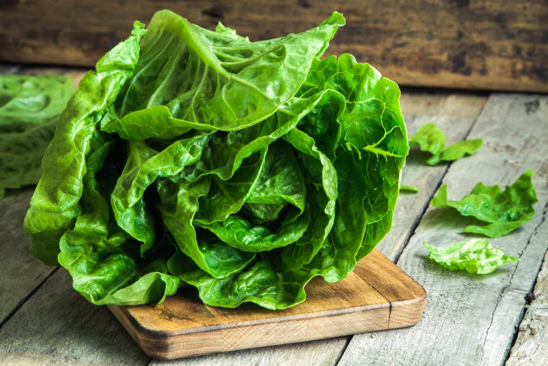 What Happens to your Body when you Eat Lettuce Every Day