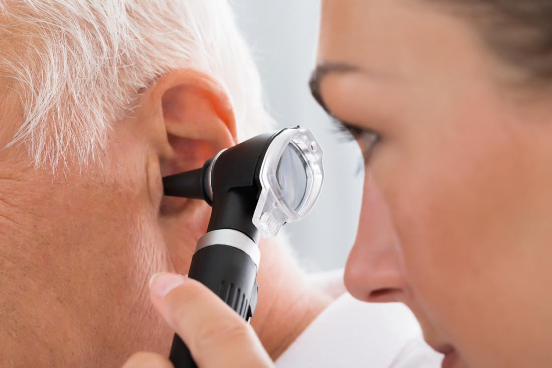 Ear infections in adults (middle ear): Causes, symptoms, and treatment