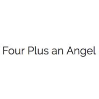 four plus an angel logo