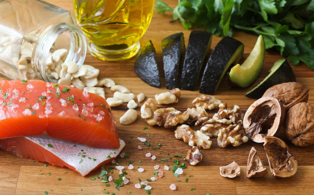 foods included in the Mediterranean diet