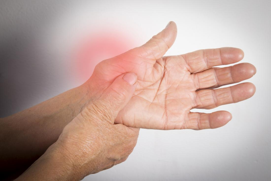 Hand cramps: Symptoms, causes, and home remedies