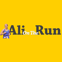 Ali On The Run logo