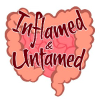 Inflamed and Untamed logo