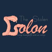 The Stolen Colon logo