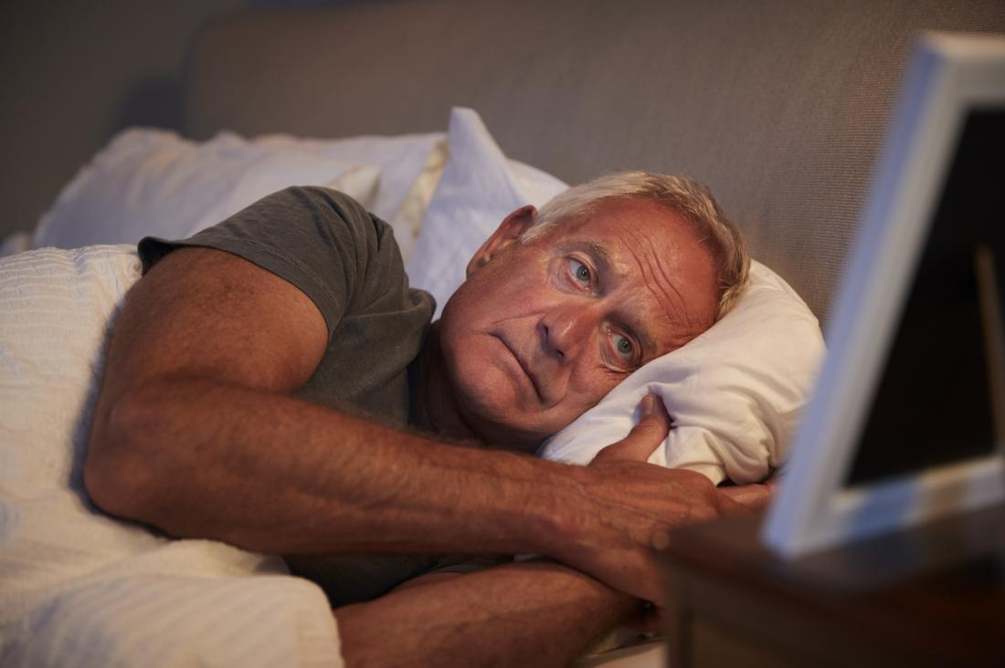 Insomnia May Raise Risk Of Kidney Disease And Death