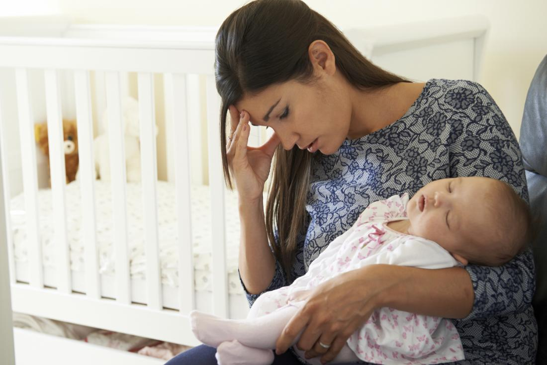 Postpartum Depression Tips For Coping With It