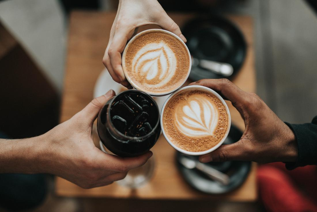 Coffee drinkers at lower risk of heart failure, stroke