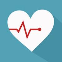 Logo de compagnon de tension artérielle