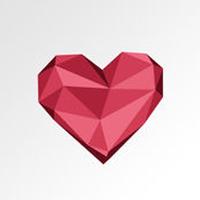 Logo de santé cardiaque
