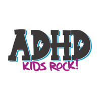 ADHD Kids Rock logo