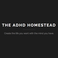 The ADHD Homestead logo