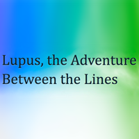 Lupus, the Adventure Between the Lines logo