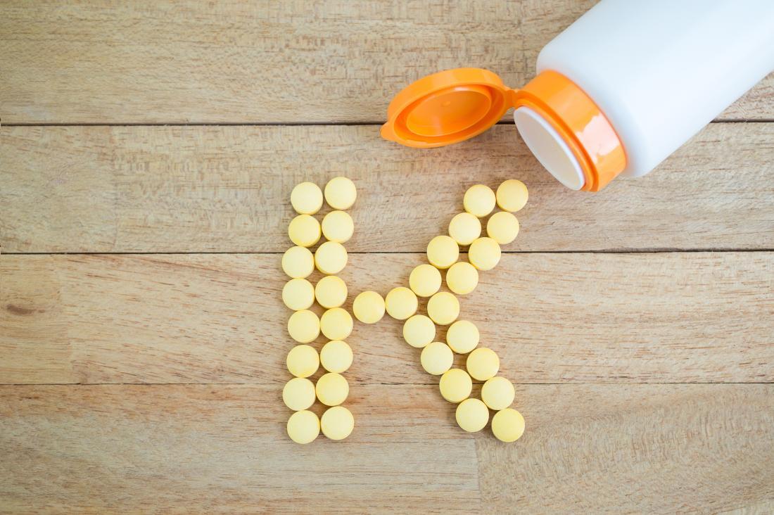 Image result for Vitamin K make less efftictive of drug