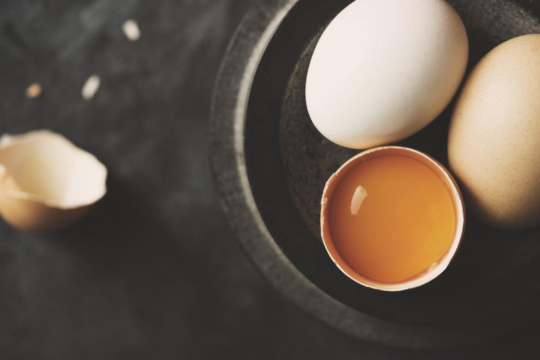 Egg yolk: Nutrition and benefits