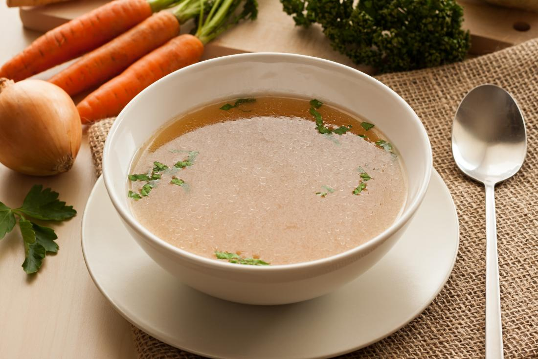 Clear liquid diet: Uses, benefits, and tips