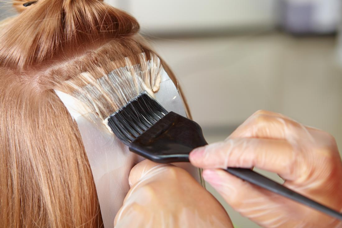 Hair dye allergy reactions: Symptoms and treatments