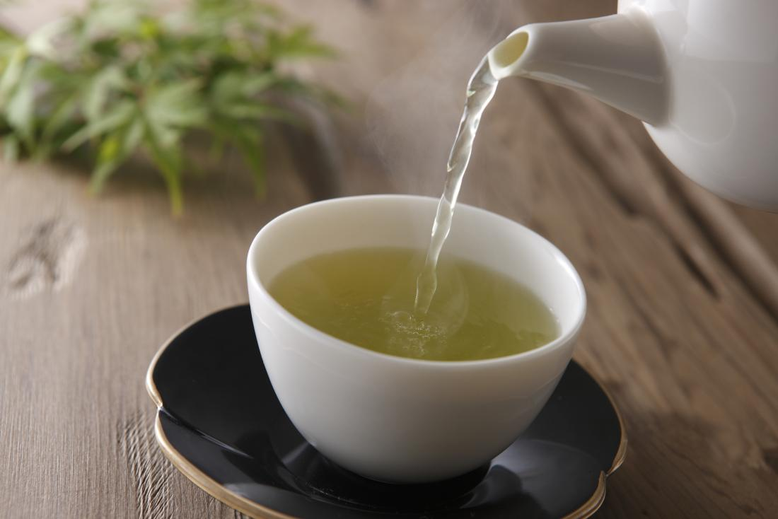 Green tea for weight loss: Does it work?