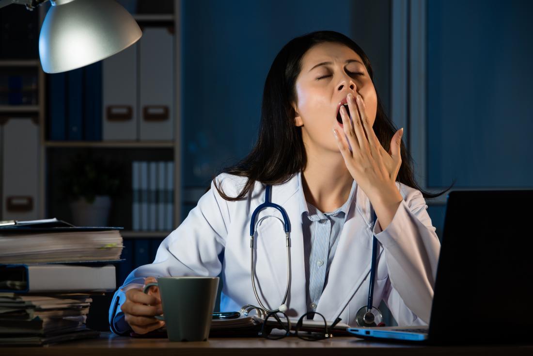 Night shifts raise women's cancer risk