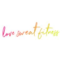Love Sweat Fitness logo