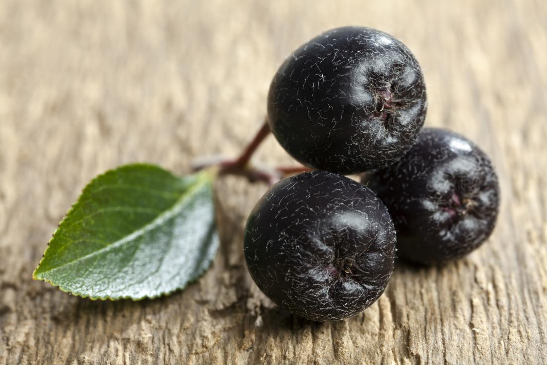 Aronia Berries Are Packed With Health Benefits
