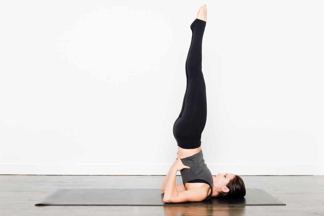 Yoga for thyroid problems: 34 poses