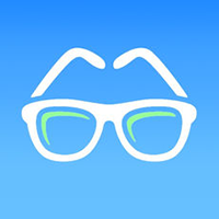 Glasses logo