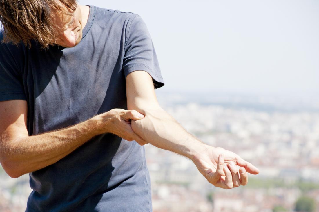 Medial epicondylitis (golfer's elbow): Treatment, symptoms