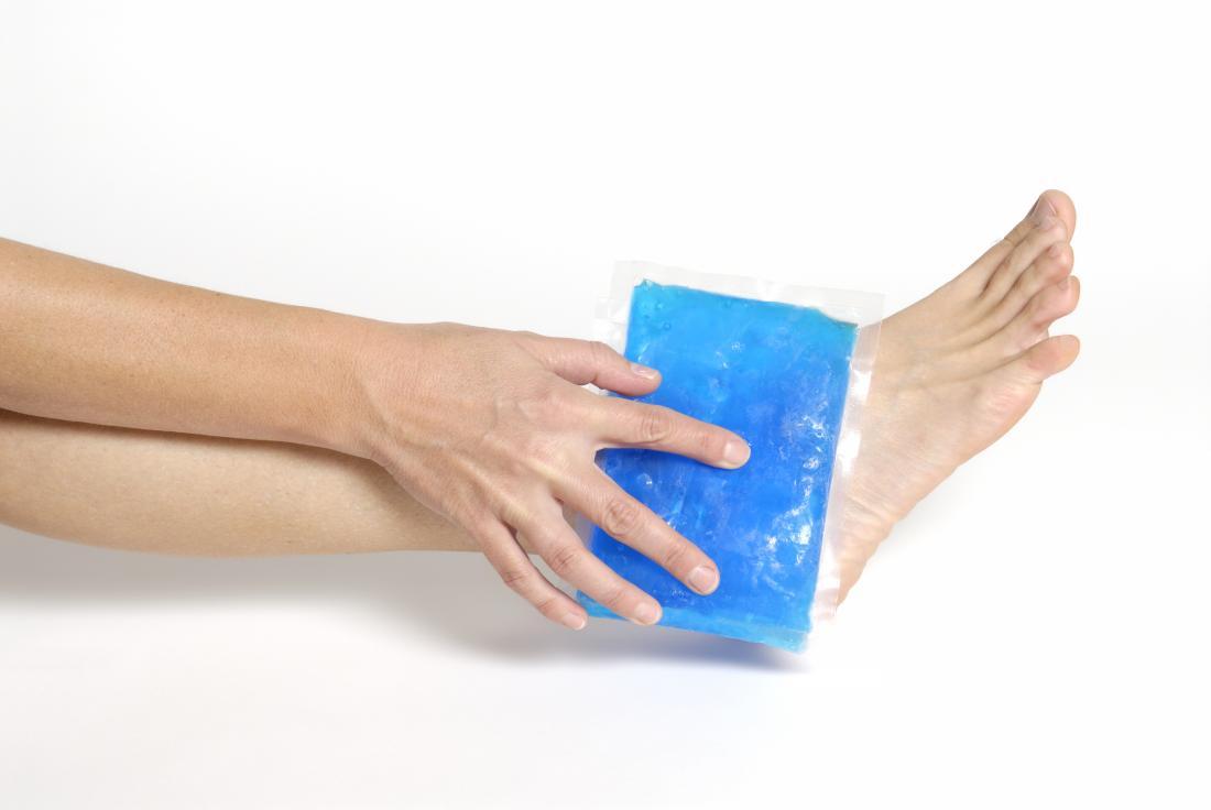 Broken foot: Symptoms and causes