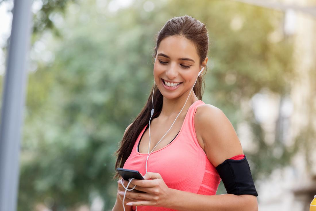 Music makes us enjoy exercise more, finds brain study