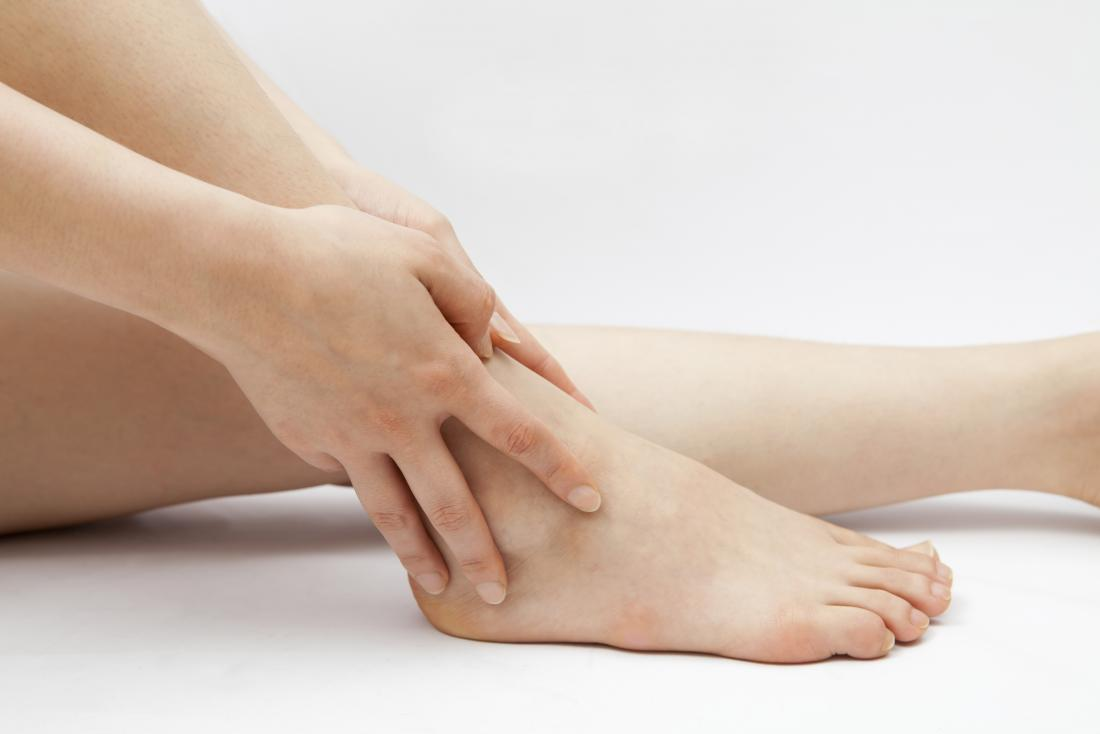Itchy ankles: Causes, rash, and treatment