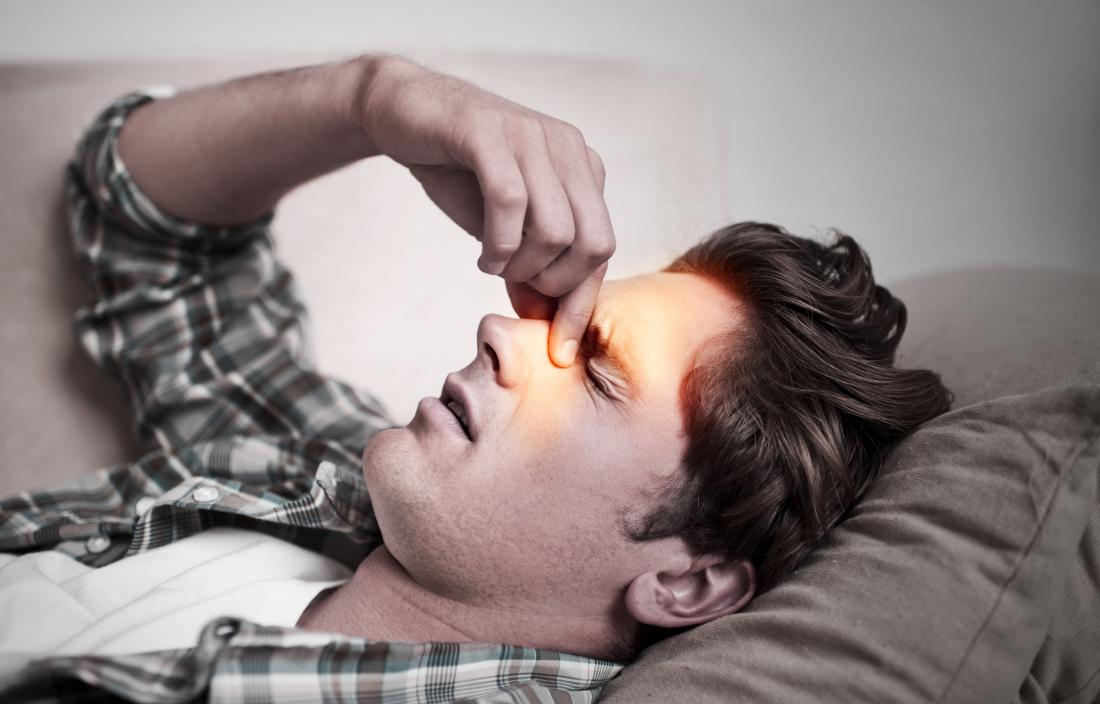 Sinus headache: Symptoms, treatments, and home remedies