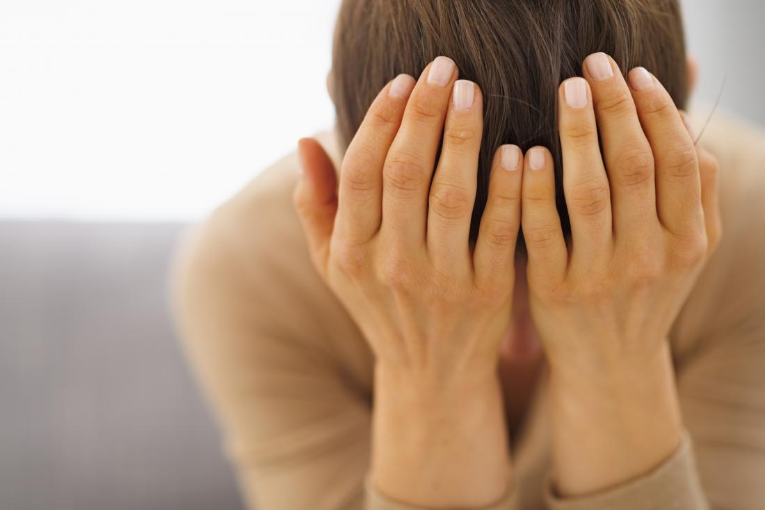What are the signs of a nervous breakdown?
