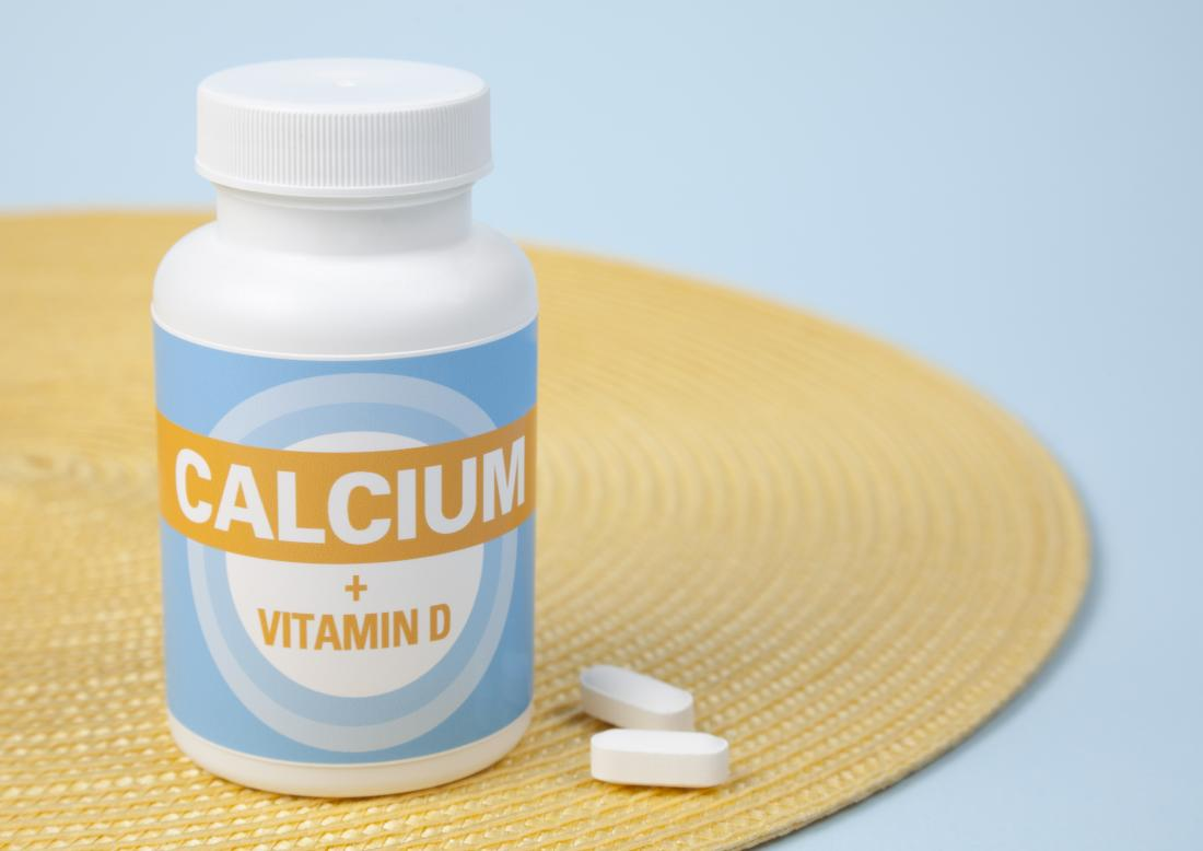 Calcium And Vitamin D Supplements May Raise Risk Of Polyps