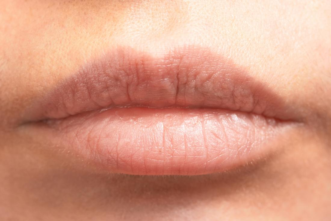 Lip twitching: Causes and treatment