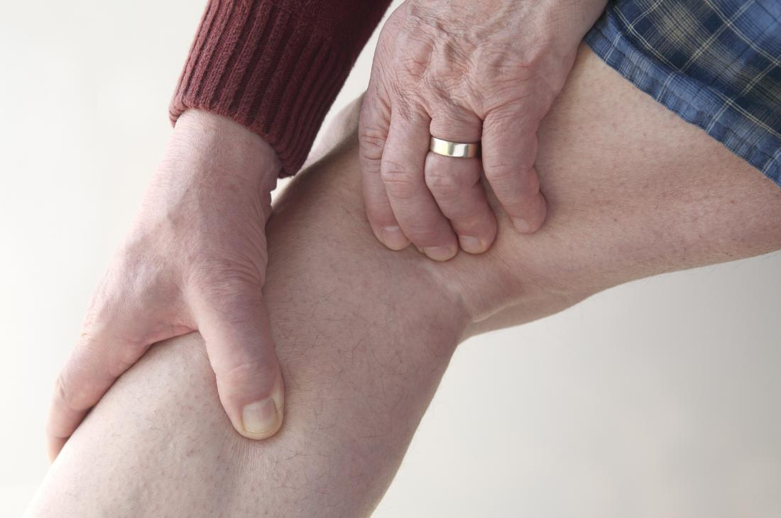Pain in back of knee: Symptoms, causes, and treatment