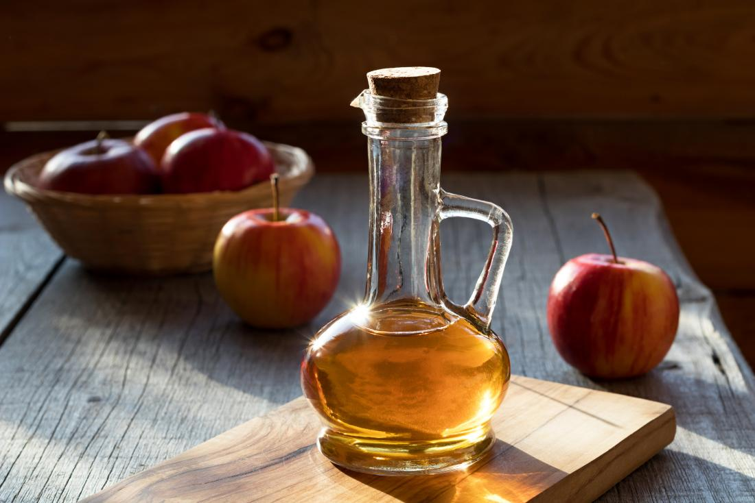 apple cider vinegar for headache