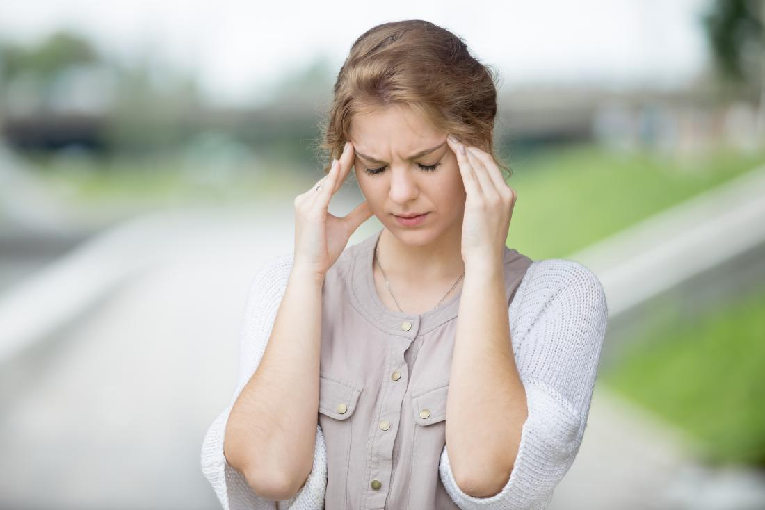 Head feels heavy: 5 causes, symptoms, and treatments