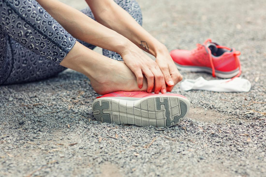 Lateral foot pain: Symptoms, causes, and treatment