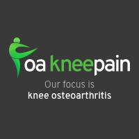 OA Knee Pain logo