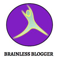 Brainless Blogger logo