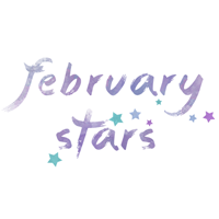 February Stars logo