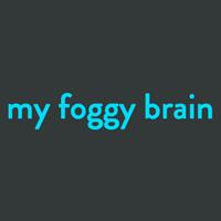 My Foggy Brain logo