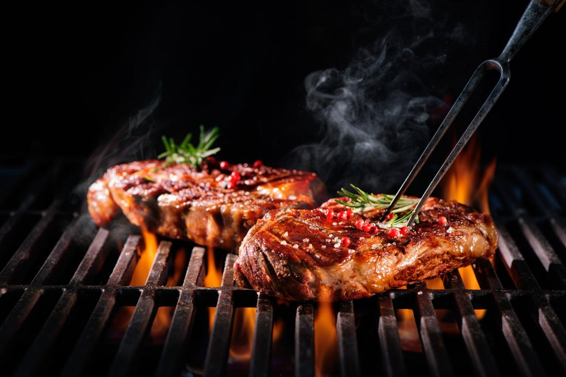 Could grilling your meat raise blood pressure?